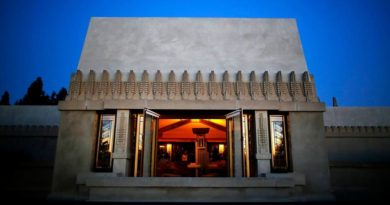Lesser know Frank Lloyd Wright gems to see in L.A.