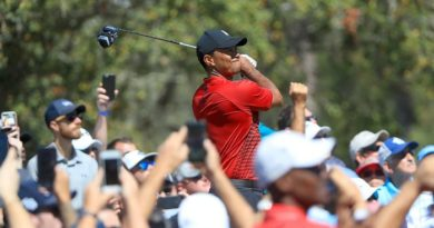 Can Tiger be back… please!