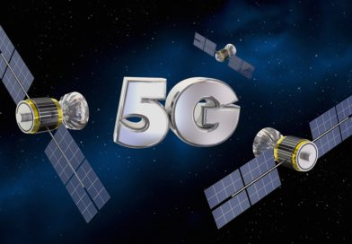20,000 MORE Satellites to beam microwaves to earth for 5G…
